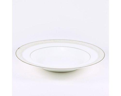 Набор 6 тарелок суповых 24 см Nikko Арабеска