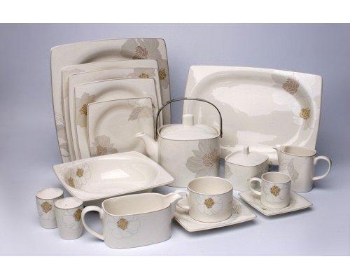 Сервиз столовый Файналей Royal Fine China на 6 персон 27 предметов