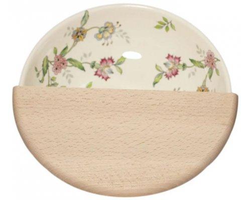 Салатник 25см с доской для резки Прованс Nuova Ceramica s.n.c.