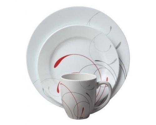 Набор посуды столовый сервиз Corelle Splendor на 4 персоны 16 предметов