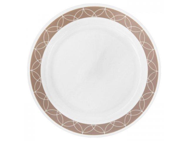 Тарелка обеденная 26см Corelle Sand Sketch