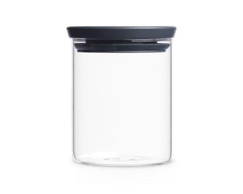 Модульная стеклянная банка 0,7л Brabantia