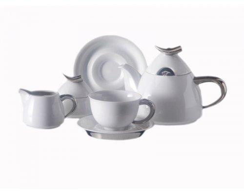 Сервиз чайный Rudolf Kampf Кельт 1122 на 6 персон 15 предметов с чайником 1,20л