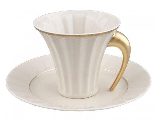 Чашка с блюдцем 0,20л Rudolf Kampf Древний Египет 2015 в подарочном коробе
