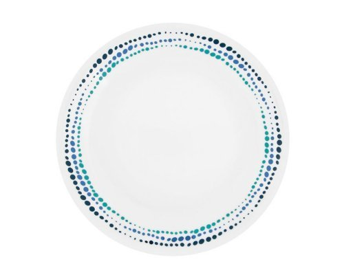 Тарелка закусочная 22см Corelle Ocean Blues