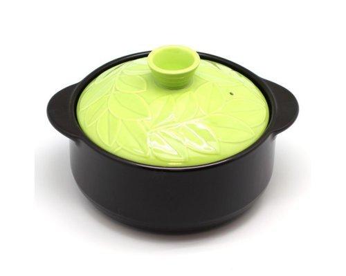 Кастрюля Hans & Gretchen BAUM GREEN 1,1л (16см)