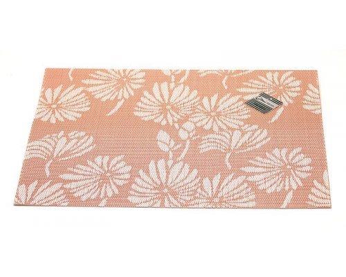 Подставка под горячее Hans & Gretchen полимер 30*40см цветы