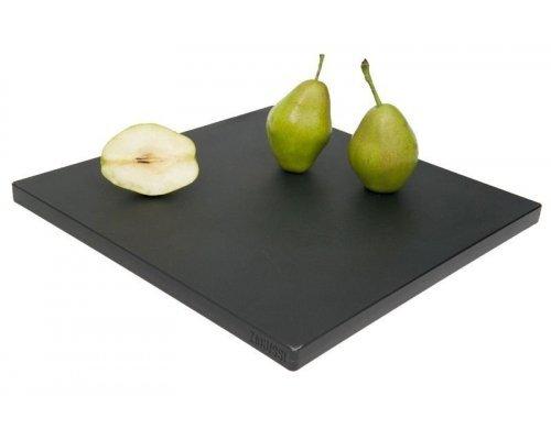 Разделочная доска Zanussi 35Х35Х1,9 см черная