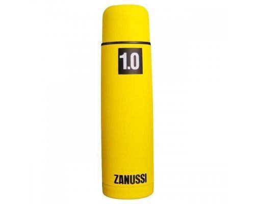 Термос Zanussi желтый 1,0 л