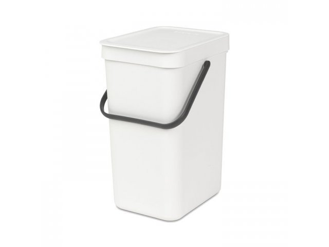 Ведро для мусора Brabantia SORT&GO 12л