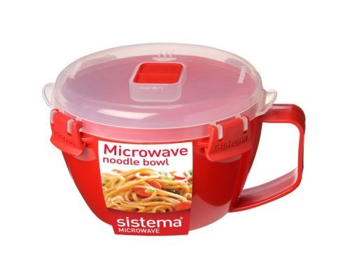 Кружка для лапши 940мл Sistema MICROWAVE