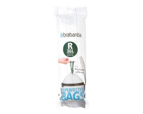 Пакет пластиковый Brabantia R 36л 10шт