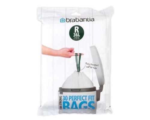 Пакет пластиковый Brabantia R 36л 30шт