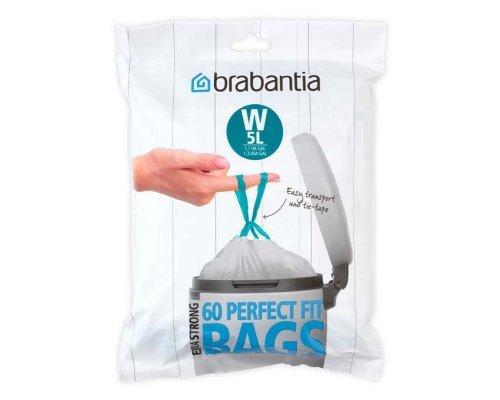 Пакет пластиковый Brabantia W 5л 60шт
