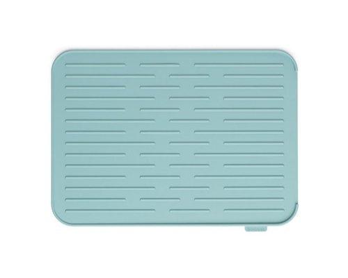 Силиконовый коврик для сушки посуды Sink Side Мятный Brabantia