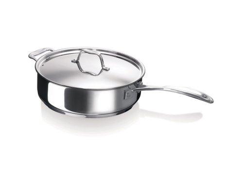 Сковорода глубокая с двумя ручками CHEF Beka (Бека) (24см)