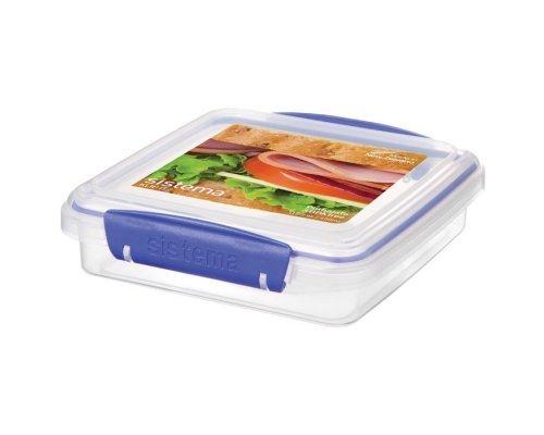 Контейнер для сэндвичей 450мл Sistema