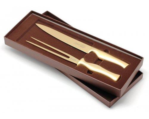 Набор разделочный нож+вилка IVO