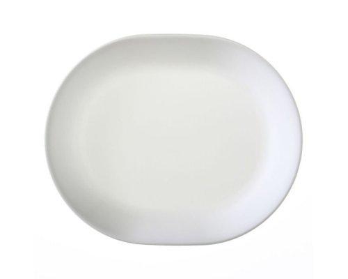 Блюдо овальное 31см Corelle Winter Frost White
