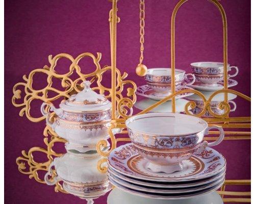 Чашка для каппучино 0,35л Rudolf Kampf Национальные Традиции 238А