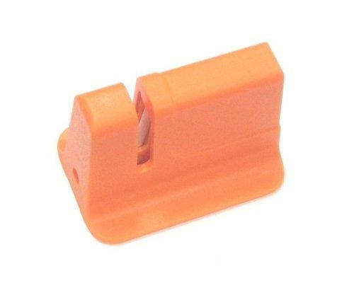 Точилка для ножей Ditto керамическая оранжевая