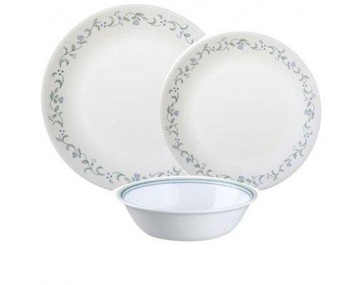 Набор посуды столовый сервиз Corelle Country Cottage на 6 персон 18 предметов