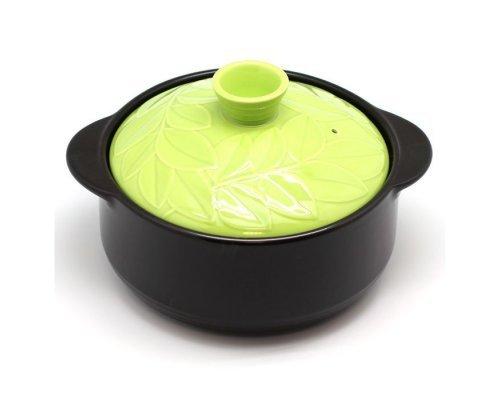 Кастрюля Hans & Gretchen BAUM GREEN 2,2л (20см)