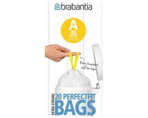 Пакет пластиковый Brabantia 3л 20шт