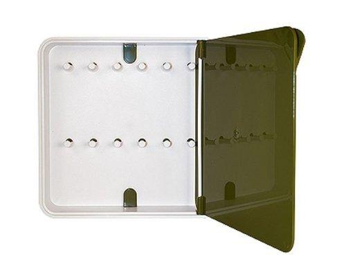 Ящик для ключей BYLINE полированный оливковый