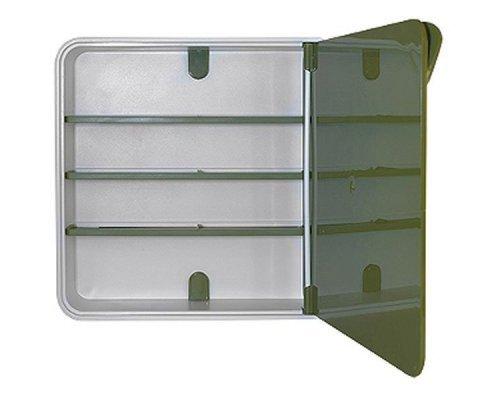 Ящик для лекарств BYLINE полированный оливковый