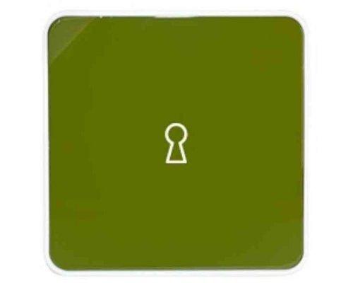 Ящик для ключей BYLINE матовый оливковый