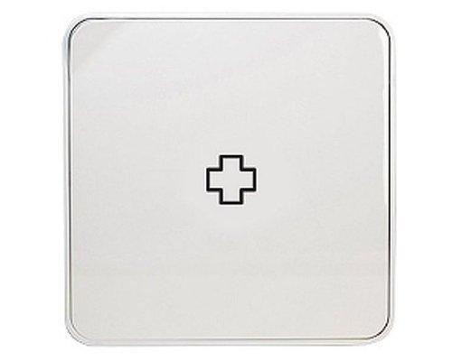 Ящик для лекарств BYLINE матовый белый
