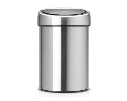 Ведро для мусора Brabantia TOUCH BIN (3л)