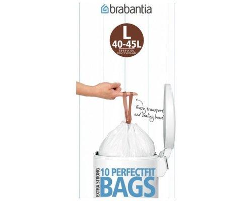 Пакет пластиковый Brabantia 45л 10шт