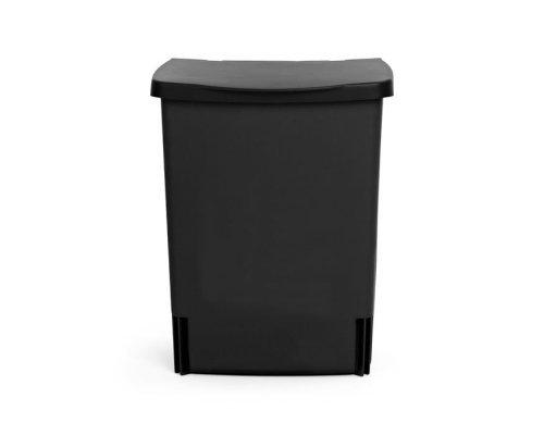 Ведро для мусора квадратное Brabantia (10л) встраиваемое