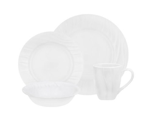 Набор посуды столовый сервиз Corelle Swept на 4 персоны 16 предметов