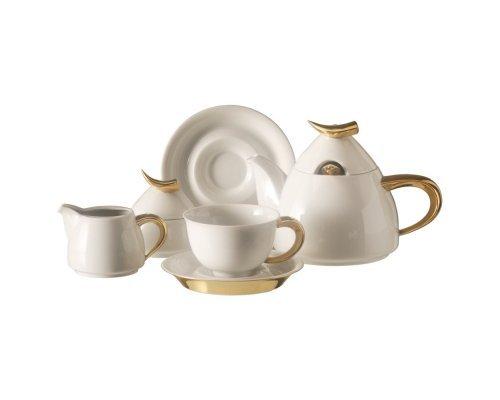 Сервиз чайный Rudolf Kampf Кельт 1124 на 6 персон 15 предметов с чайником 1,20л