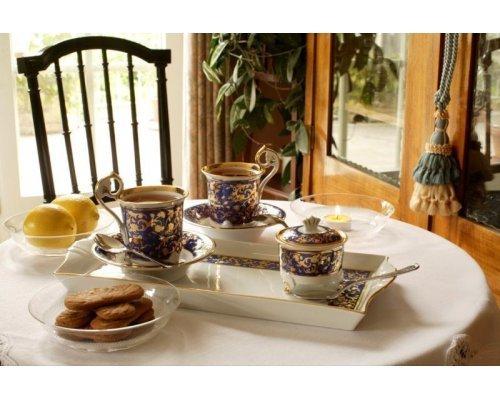 Подарочный набор чайный Rudolf Kampf Тет-а-тет 1024 на 2персоны в подарочном коробе