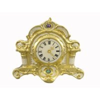 Часы 25см Rudolf Kampf Antique Medallions в подарочном коробе