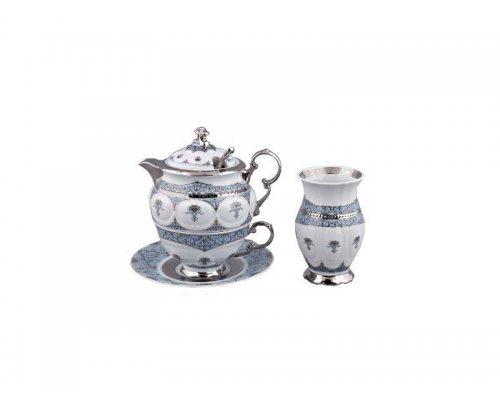 Подарочный чайный набор Rudolf Kampf Национальные Традиции 2065 на 1 персону 6 предметов