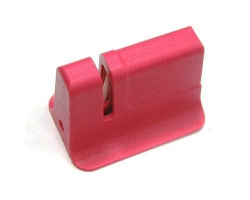 Точилка для ножей Ditto керамическая красная