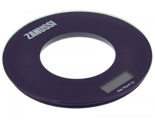 Кухонные весы Zanussi Bologna, фиолетовый ZSE21221BF