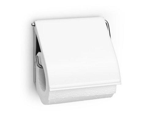 Держатель для туалетной бумаги ReNew, Белый Brabantia
