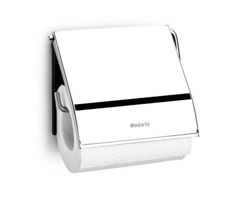 Держатель для туалетной бумаги ReNew, Стальной полированный Brabantia