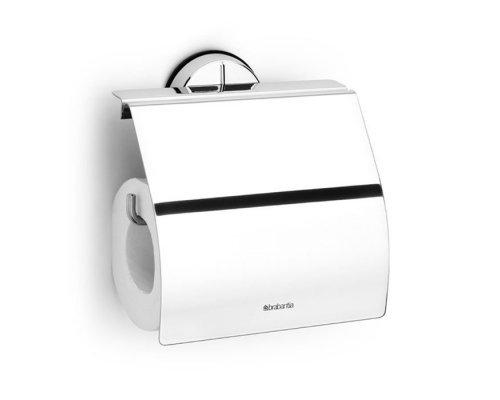 Держатель для туалетной бумаги Profile, Стальной полированный Brabantia
