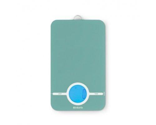 Цифровые кухонные весы - Mint (мятный) Brabantia