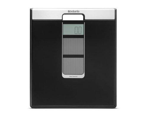 Весы для ванной комнаты на солнечных батареях Brabantia