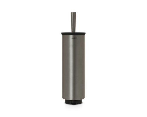 Туалетный ершик с подставкой Brabantia Profile, Платиновый