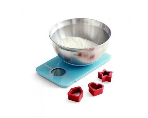 Набор кухонные весы + салатник Brabantia