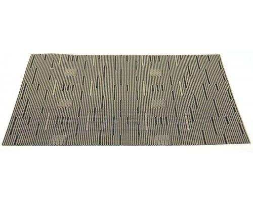 Подставка под горячее Hans & Gretchen полимер 30*40см штрихи